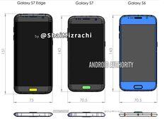 Samsung Galaxy S7 : de nouveaux détails sur son design en attendant sa présentation - http://www.frandroid.com/rumeurs/332116_samsung-galaxy-s7-de-nouveaux-details-sur-son-design  #Rumeurs, #Samsung, #Smartphones