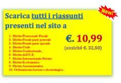 SCARICA tutti i riassunti a soli € 10,99 (anzichè €29,51) Il pacchetto comprende…
