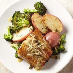 Cod Recipes, Potato Recipes, Fish Recipes, Seafood Recipes, Cooking Recipes, Healthy Recipes, Broccoli Recipes, Snack Recipes, Gourmet
