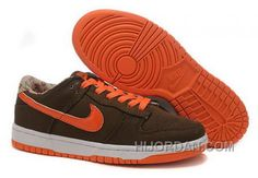 super cute 518bf 09532 Reduced Womens Nike Dunk Sb Low Cut Shoes Coffee Orange White, Price  91.00 - Air Jordan Shoes, Michael Jordan Shoes