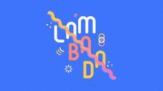 다음 @Behance 프로젝트 확인: \u201cLambada Visual Identity\u201d https://www.behance.net/gallery/47405057/Lambada-Visual-Identity