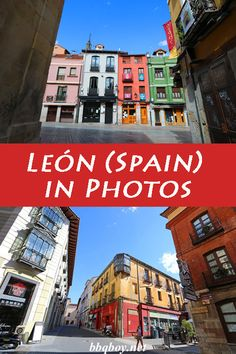 We spent 3 months in Leon. This photo post covers the highlights of this northwestern Spanish city. #bbqboy #Leon #Spain #travel