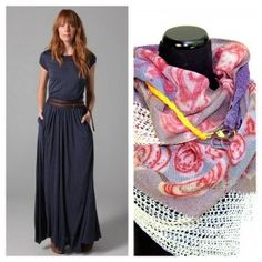 make every outfit better with a one of a kind hand woven scarf by amber kane. amberkane.com