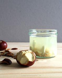 schaeresteipapier: kitchen science - Seife aus Rosskastanie