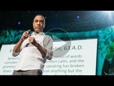 John McWhorter: Txtng is killing language. Does texting mean the death of good writing skills? John McWhorter posits that there's much more to texting -- linguistically, culturally -- than it seems, and it's all good news. First Language, Learn A New Language, Sign Language, Language Arts, Ted Videos, Intercultural Communication, Interpersonal Communication, Communication Studies, Word Nerd