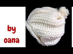 How to Crochet A Hat: Stepping Texture Hat - YouTube