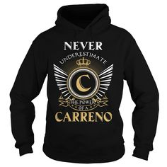 (Tshirt Deal Today)  6 Never CARRENO   Shirts of year