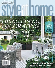 Style At Home | MAY 2014 | PHOTO: Virginia MacDonald | DESIGN & PROP STYLING: Christine Hanlon