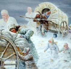Mormon History, Mormon Pioneers, Lds Pictures, Church Pictures, Pioneer Trek, Pioneer Life, Lds Art, Doctrine And Covenants, Church History