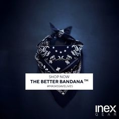 The Better Bandana v2 Modern Classic, Bandana, Cotton Fabric, Good Things, Face Masks, Menswear, Search, Healthy, Products
