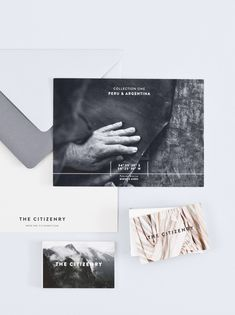 Recent Work: Collateral Pieces for The Citizenry | thevedahouse
