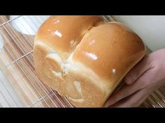 How to make very soft and fluffy milk bread from my hands Brioche Bread, Bread Bun, Easy Bread Recipes, Cooking Recipes, Honey Buttermilk Bread, Bread Winners, Bun Recipe, White Bread, How To Make Bread