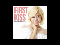 Sunny - First Kiss. Sunny strikes out on her own for a change with a cute cover project.