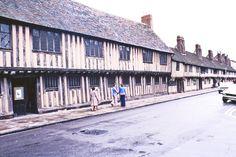 Maison natale de Shakespeare à Statford upon Avon (Angleterre)