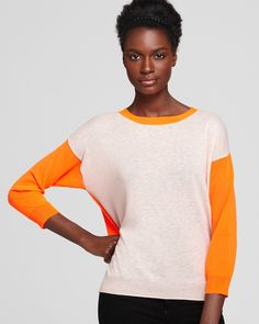 Rebecca Taylor Sweater - Color Block | Bloomingdale's#fn=spp%3D44%26ppp%3D96%26sp%3D1%26rid%3D61