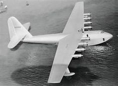 The Hughes Hercules (Spruce Goose) Sea Plane, Float Plane, Spruce Goose, Wings Of Desire, Amphibious Aircraft, Commercial Plane, Aviation World, Howard Hughes, Old Planes