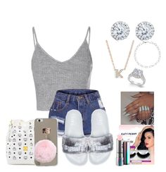 Fitness Outfits - Ideas And Wisdom You Can Use To Master Fitness * Find out more at the image link. Cute Outfits For School, Cute Summer Outfits, Cool Outfits, Casual Outfits, Cute Fashion, Teen Fashion, Fashion Outfits, Womens Fashion, Look Con Short