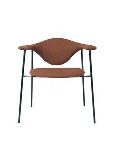 GUBI // Masculo Chair by GamFratesi