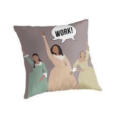 """This pillow that'll make you go, """"yaaasss!"""" 