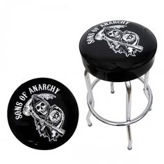 Sons of Anarchy Reaper Bar Stool 99.95