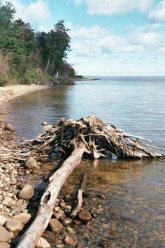 Whitefish Point, Lake Superior, Michigan