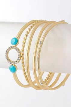 Turquoise Adin Bracelet