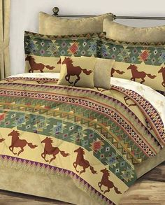 1000 Images About Bedding On Pinterest Horse Bedding