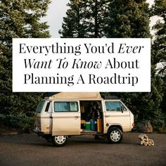 Tons of road trip tips learned the hard way - over 2 decades and tens of…