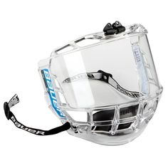 Hockey Helmet, Football Helmets, Hockey Gear, Clear Face Mask, Hockey Players, Full Face, Ice Hockey, Concept, Pure Products