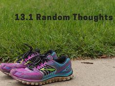 A Wannabe Runner, a Half Marathon and