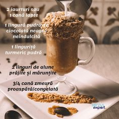 Sănătate la pahar cu SEMINȚE și NUCI - Servus Expert Great Recipes, Healthy Recipes, Healthy Food, Lemon Detox, Food Platters, 3 Ingredients, Meal Prep, Panna Cotta, Food And Drink