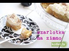 Szarlotka bez pieczenia przepis | Kotlet.TV