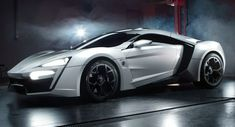Lykan HyperSport 2013 (from W Motors) is the world's most expensive car absurdly priced at  USD 3.4 million dollars.