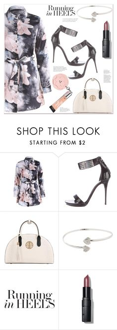"""""""Untitled #1664"""" by mycherryblossom ❤ liked on Polyvore featuring Alexander McQueen, Bobbi Brown Cosmetics and Victoria's Secret"""