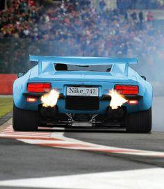 De Tomaso Pantera #CarFlash