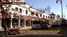 CENTROAMERICANOS PREFIEREN CRUZAR MÉXICO COMO INDOCUMENTADOS