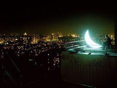 Boris Bendikov et Leonid Tishkov – Private Moon (2003-2005) installation