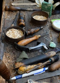 In the shoemaker's workshop