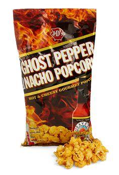 J&D's Original Ghost Pepper Popcorn