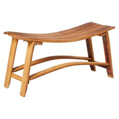 <p>Designed exclusively for The Conran Shop, this Barrel Bench is perfect…