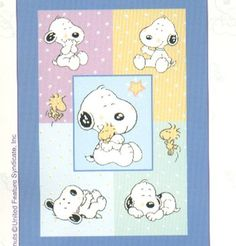 Baby Snoopy Nursery Mobile Lambs Amp Ivy My Little