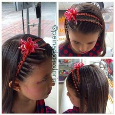 Seguimos con el regreso a clases #tbt #bello y sencillo #peinado para las #niñas en #colorin #peluqueria las mejores opciones en #trenzas #hair #braids #girls #briad #braidsforgirls #tresses #treccia Toddler Hair, Little Girl Hairstyles, Hair Art, Cosmetology, Hair Styles, Instagram Posts, Beauty, Princess, Ideas