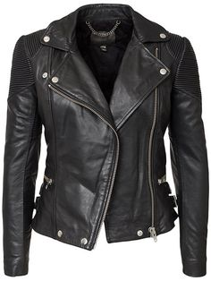 Muubaa Horana Corded Biker and other apparel, accessories and trends. Browse and shop 8 related looks. Motorbike Jackets, Biker Jackets, Leather Jackets, Cute Coats, Jackets For Women, Clothes For Women, Biker Style, Cute Casual Outfits, Womens Fashion