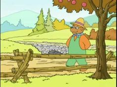 The Berenstain Bears - The Prize Pumpkin (1-2)