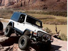 Ten Jeep Wrangler TJ Problems - Jp Magazine
