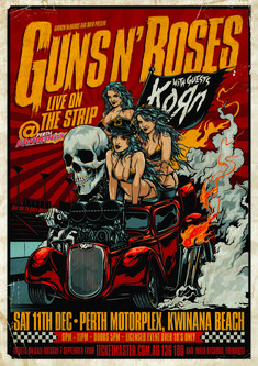 Guns N Roses, Historia Do Rock, Rock Band Posters, Vintage Music Posters, We Will Rock You, Rock Concert, Rock Legends, Music Photo, Cultura Pop