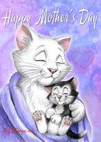 Happy Mothers Day from Big Cat Designs by bigcatdesigns