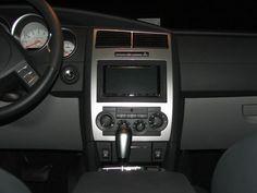 Dodge charger magnum 2008 2009 2010 dash trim kit my - 2008 dodge charger interior trim ...