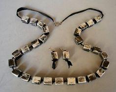 necklace por Limbhad en Etsy, €12.37