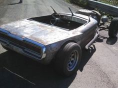 1966 Thunderbird Rat Rod Hot Rod Roadster, image 1